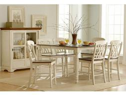 Ohana 7 Piece Counter Height Table Set by Home Elegance in 2