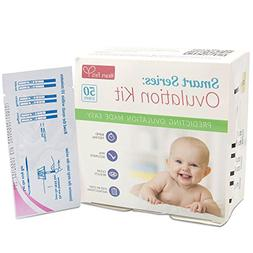 Ovulation Test Strips Kit  Fertility Monitor Aid, Natural Co