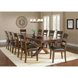 Hillsdale Furniture Park Avenue 11-Piece Dining Set