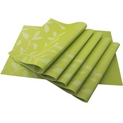 Bright Dream Placemat Washable Plastic Placemats Wipe Clean