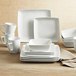 Better Homes and Gardens Porcelain I Oven to Table 16-Piece