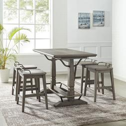 Steve Silver Ryan Counter Height 5 Piece Dining Set RR6005PC