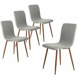 Coavas Set of 4 Kitchen Dining Chairs Assemble All 4 in 5 Mi