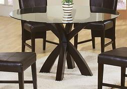 shoemaker crossing pedestal dining table