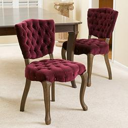Great Deal Furniture Violetta French Design Dining Chairs