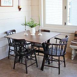 solid wood drop leaf dining