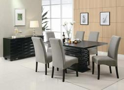 Coaster Home Furnishings Stanton Contemporary Dining Set wit