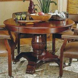 """Steve Silver Company Tournament Dining Table, 48"""" W x 48"""" D"""