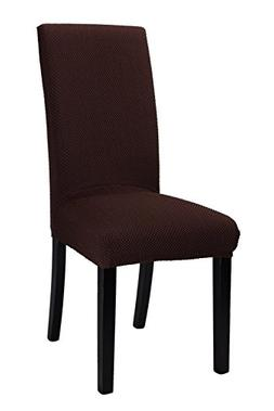 Homluxe Universal Spandex Stretch Dining Room Chair Slipcove