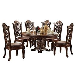 ACME Vendome Cherry Dining Table