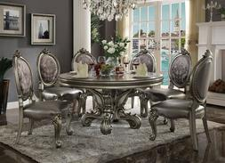 Acme Furniture Versailles 7 Piece Dining Room Set