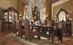 ACME Versailles Cherry Oak Dining Table